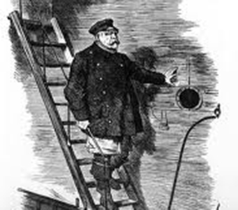Otto von Bismarck wird als Reichskanzler entlassen