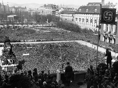 Anschluss Österreichs an das Deutsche Reich