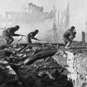 Schlacht um Stalingrad bringt Wende im 2. Weltkrieg