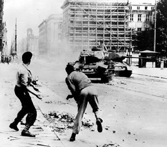 Aufstand in der DDR gegen das SED Regime