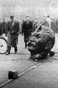 Ungarn Aufstand gegen die Sowjetherrschaft